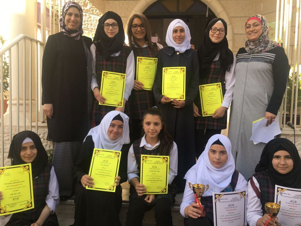 تقرير وصور تكريم الطلاب الفائزين ببطولة الرياضيات القطرية السادسة عشرة