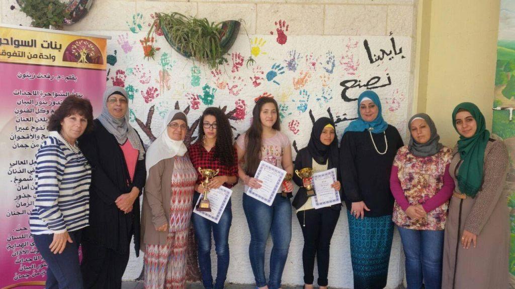 تقرير وصور تكريم الفائزين ببطولة اللغة العربية القطرية السابعة