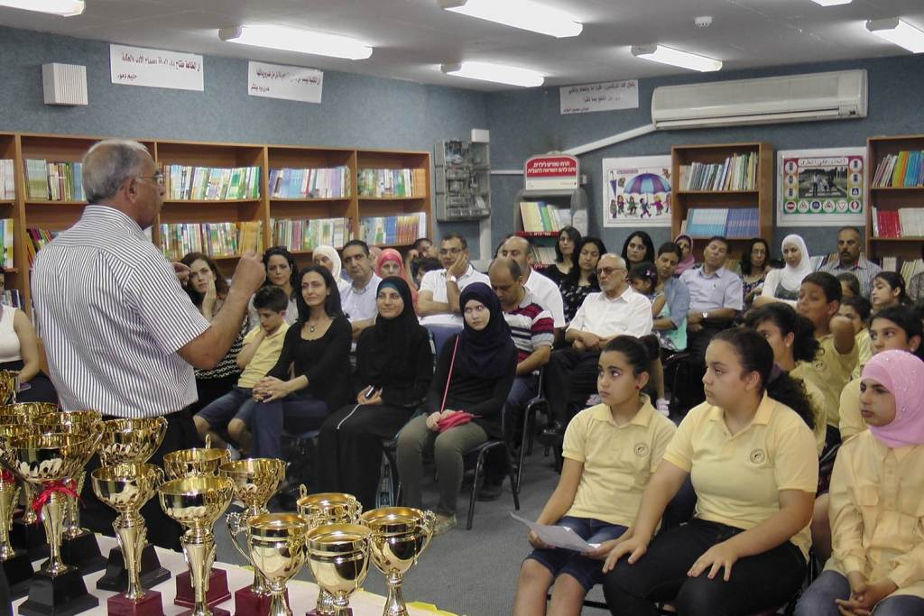 تقرير وصور تكريم الفائزين ببطولة اللغة العربية القطرية السادسة عشرة