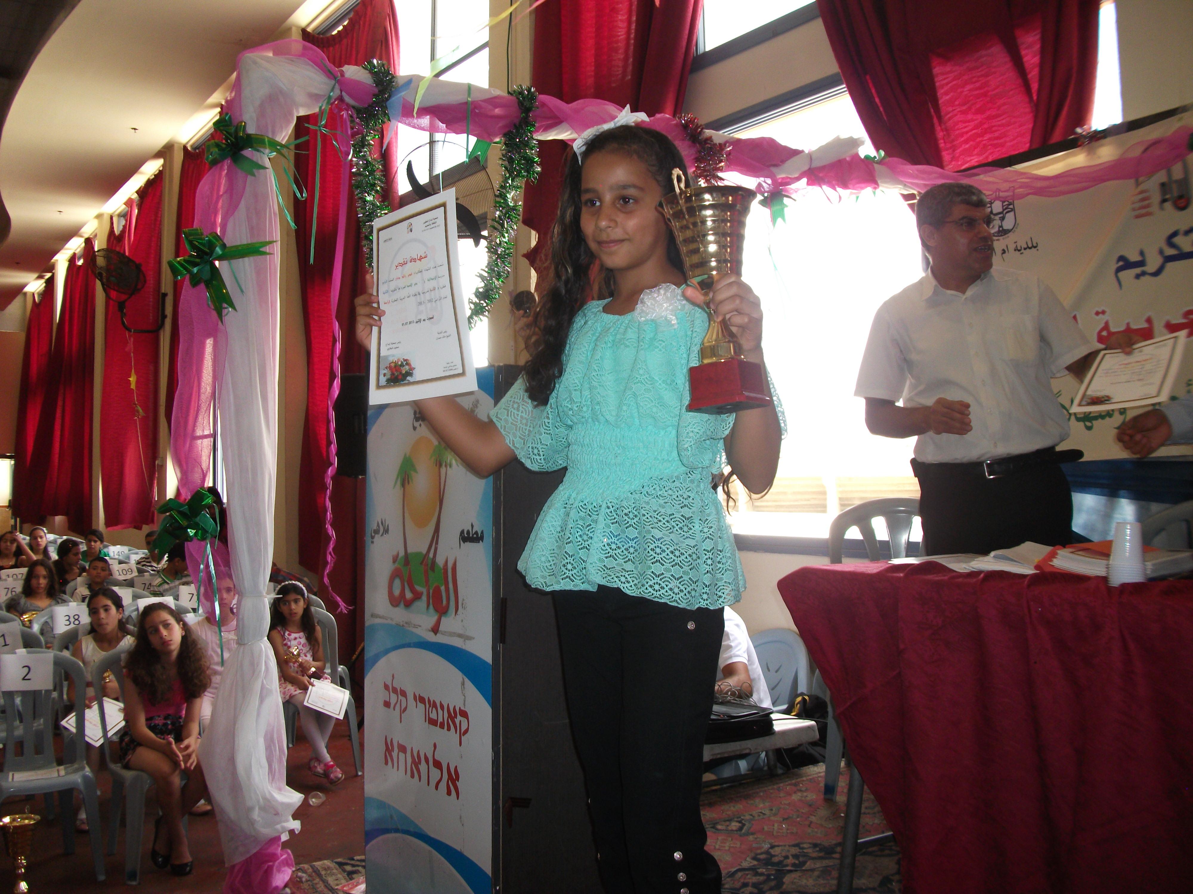 تقرير وصور تكريم الفائزين ببطولة اللغة العربية القطرية الرابعة