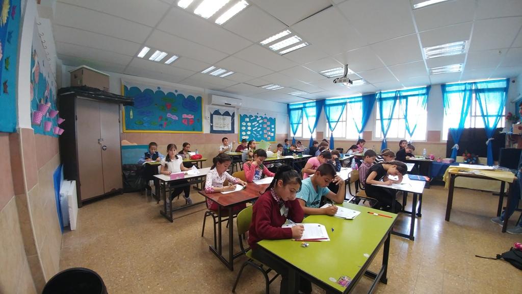 تقرير وصور بطولة الرياضيات القطرية السادسة عشرة